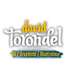 David Torondel – Graphiste illustrateur indépendant
